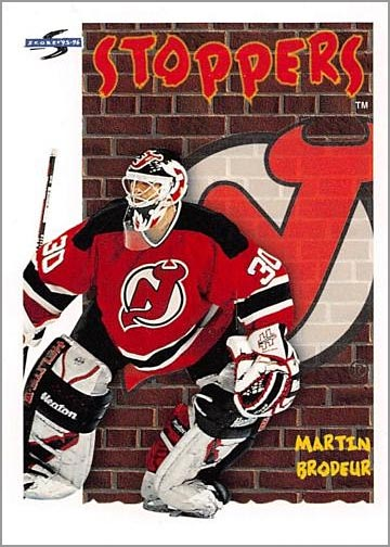 539d58325 1995-96 Score  323 – Brodeur was named as a starter for the 1996 NHL  All-Star Game. He also won a silver medal with Team Canada in the 1996  World Cup of ...