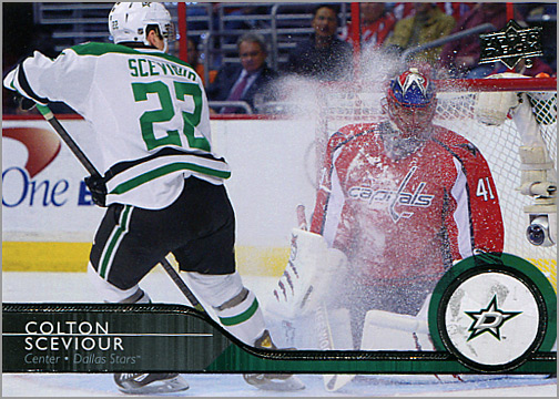2014-15 Upper Deck #66 - Colton Sceviour