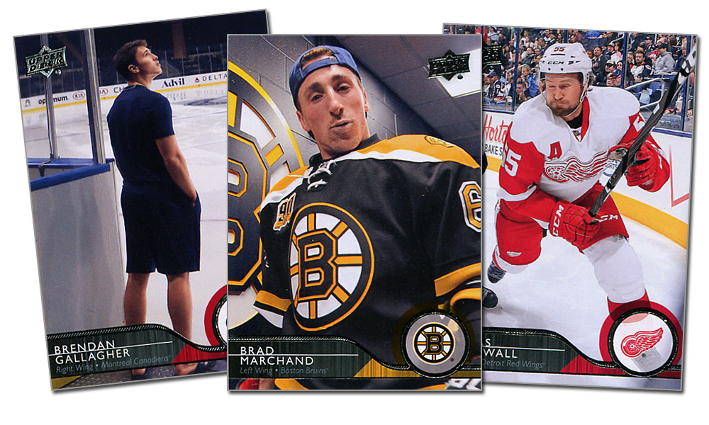 Best of the worst 2014 15 upper deck series 1 hockey for Best cards for 2015