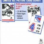 1985-86 Topps Hockey Sell Sheet