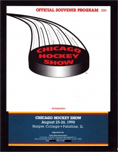 1990_Chicago_Hockey_Show_Program_cover