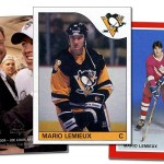 Career in Cards: Mario Lemieux