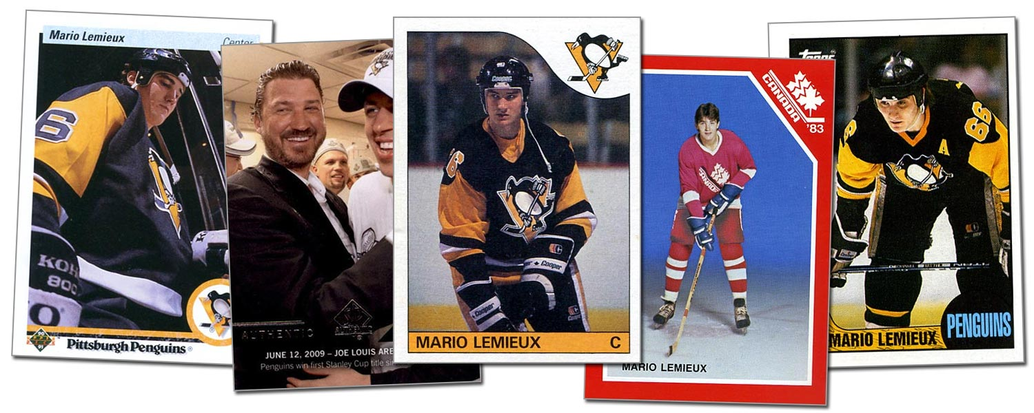 Mario Lemieux is 50