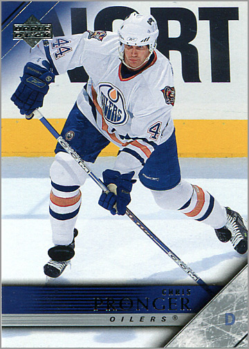 2005-06 Upper Deck #320 - Chris Pronger