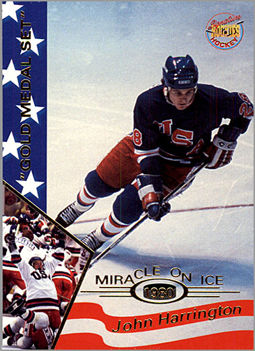 1995 Miracle on Ice #14 - John Harrington