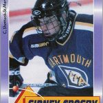 Sidney Crosby's First Hockey Card