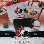 Box Break: 2016 Team Canada Juniors