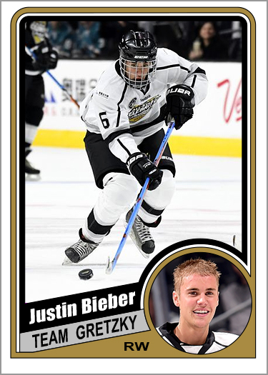1984-85 Topps   O-Pee-Chee Custom Justin Bieber Card – The 1984-85  O-Pee-Chee Hockey set may be my all-time favorite design for trading cards. f7aa0c689
