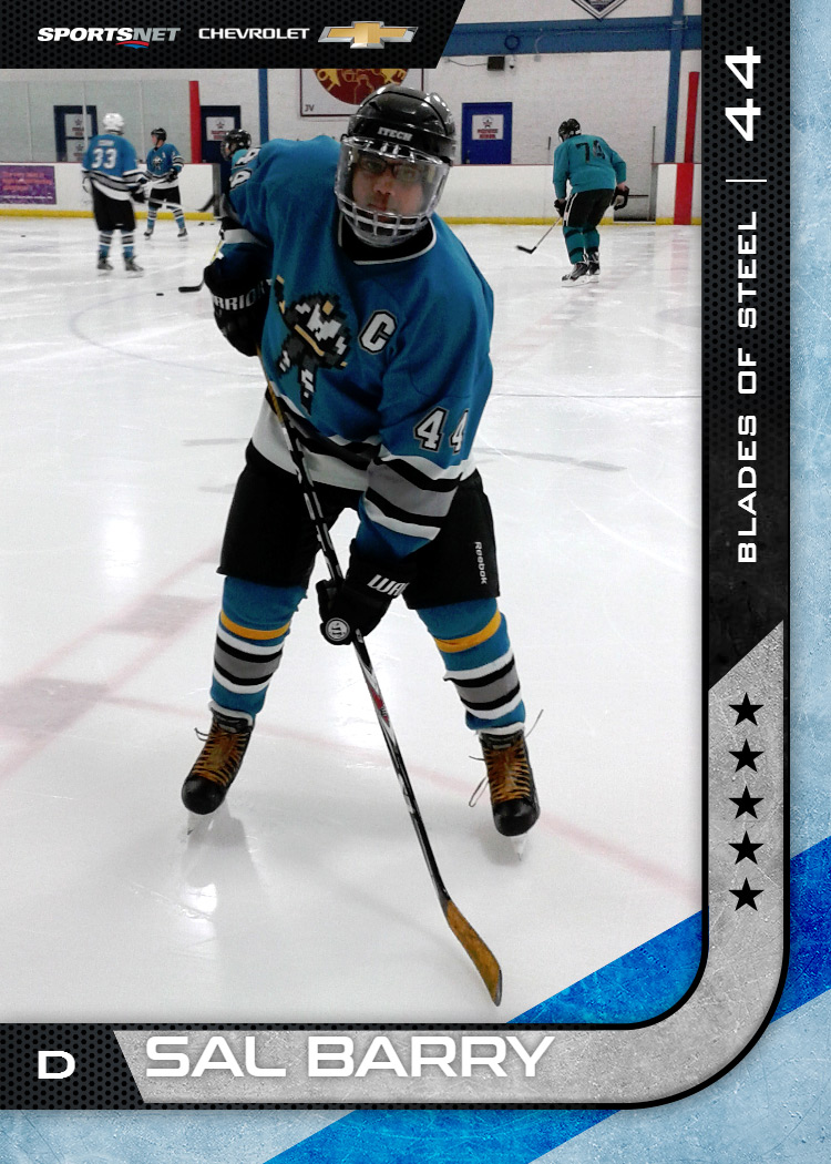 make a custom hockey card in seconds puck junk