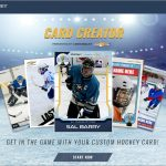 Make a Custom Hockey Card in Seconds