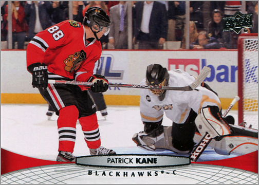 2011-12 Upper Deck Series 2 #411 - Patrick Kane