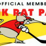 1991-92 Pro Set Rink Rat Fan Club