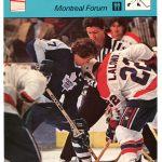 That Time the Capitals Played the Maple Leafs…at Montreal Forum