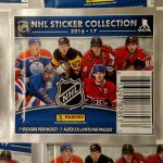 Box Break: 2016-17 Panini NHL Stickers