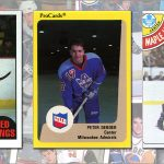 Rookie Cards of Every NHL Head Coach for the 2018-19 Season