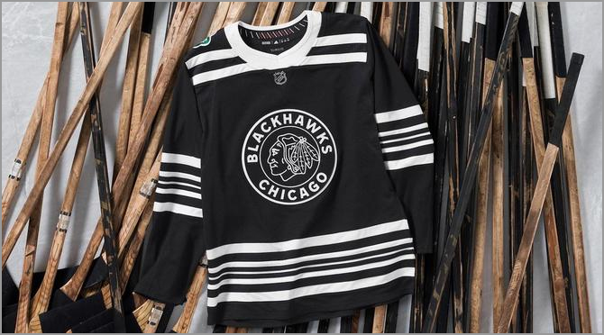 Why the Chicago Blackhawks 2019 Winter Classic Jersey is a Winner ... 4ad429c011a
