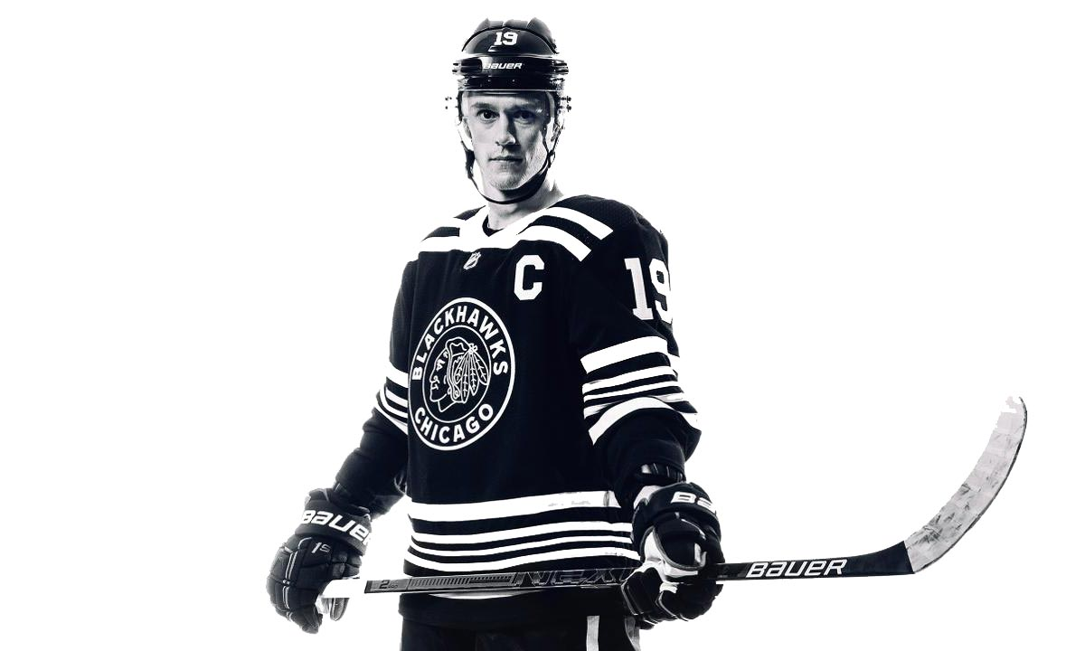 Why the Chicago Blackhawks 2019 Winter Classic Jersey is a Winner ... 094041fe95d
