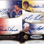 Collecting Rare Hockey Autographs